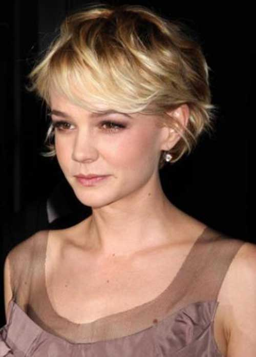 Cute Short Wavy Haircuts