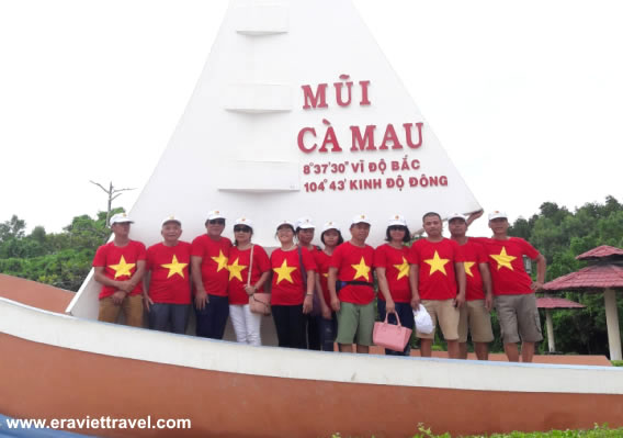 Tour Du Lịch Sinh Thái Đất Mũi Cà Mau