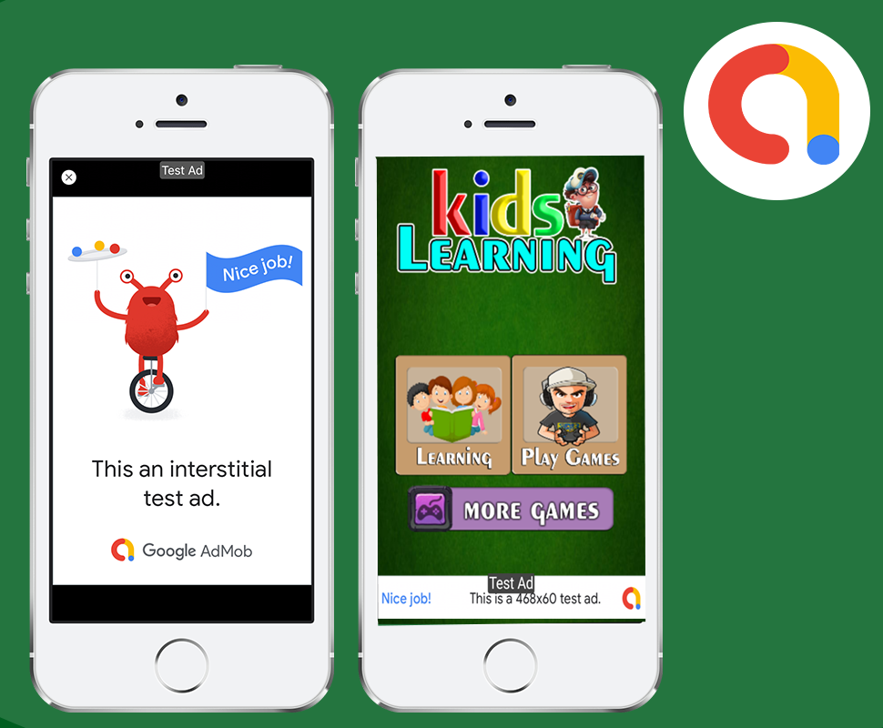 LEARNING KIDS - FULL EDUCATIONAL GAME FOR KIDS ( ANDROID STUDIO + ADMOB) - 5