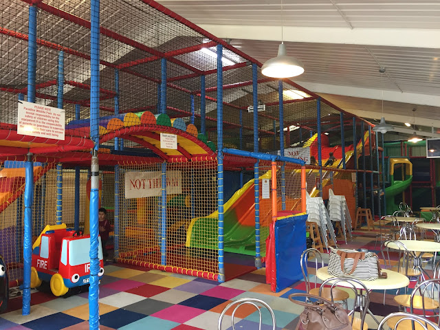 Soft Play at Paradise Wildlife Park