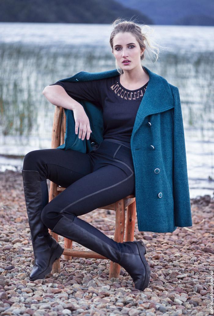 Tapados invierno 2019 moda mujer. Moda invierno 2019.