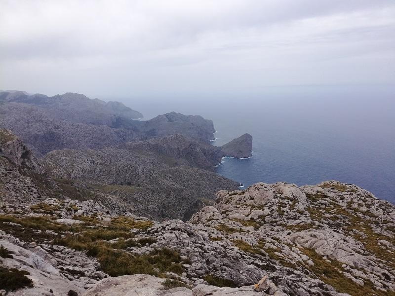 Panorama dal Puig Roig