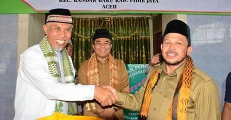 Wakil Bupati Sayid Mulyadi: Pemko Padang yang Pertama Berikan Bantuan Pembangunan Rumah Warga