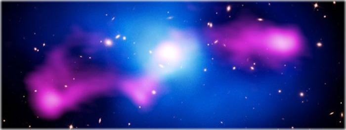 a maior explosão do Universo desde o big bang