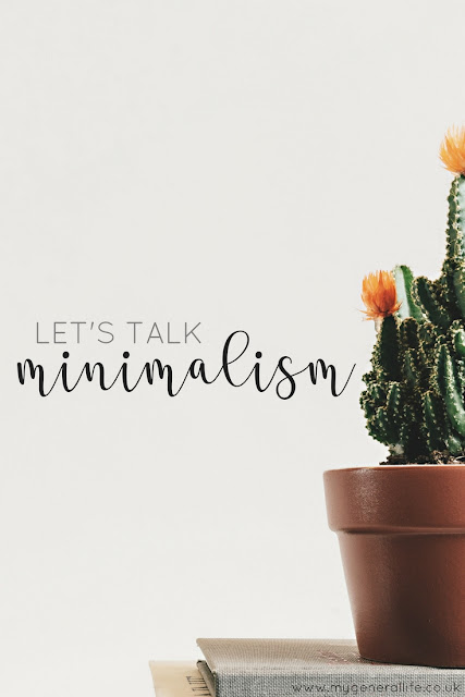 Let's talk about minimalism. Why not grab a brew and take five with me to find out more...