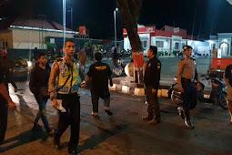 Balap Liar Di R Suprapto Dibubarkan Polisi