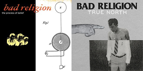 """Bad Religion's """"The Process of Belief"""" and """"True North"""" turns 17 and 6 years old, respectively"""
