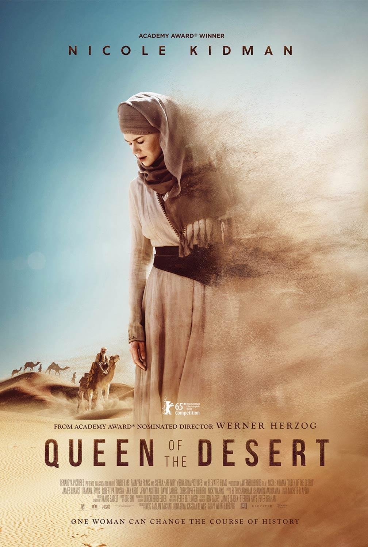 Rainha do Deserto Legendado