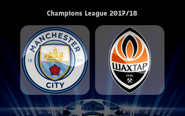 Manchester City vs Shakhtar Donetsk Full Match & Highlights 26 September 2017