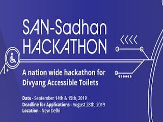 'San-Sadhan' Hackathon