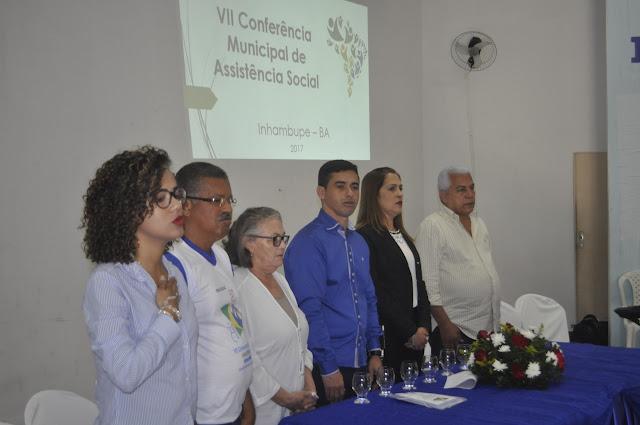 Garantia de Direitos no Fortalecimento do SUAS é tema da VIl Conferência Municipal de Assistência Social em Inhambupe
