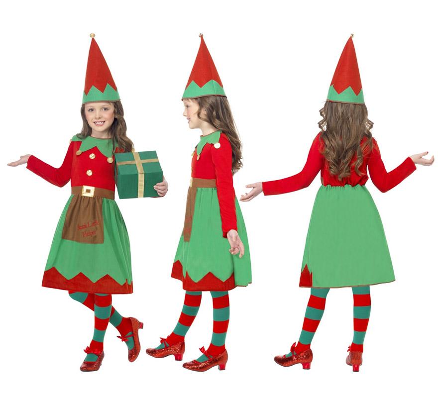 Mimitos de mims feliz navidad sorteo de un disfraz - Disfraz navideno nina ...