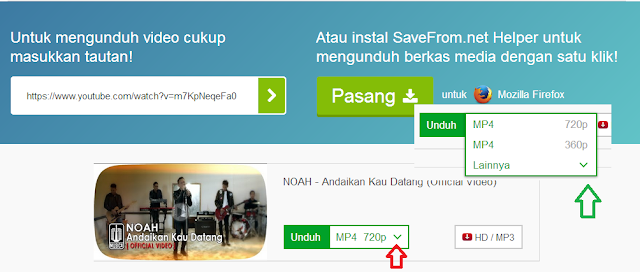 Youtube downloader free download savefrom