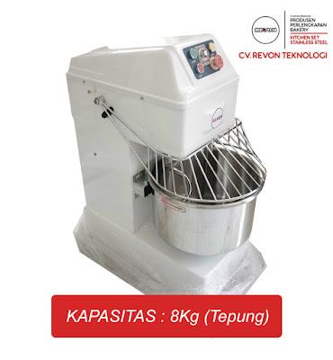 Harga Mixer Roti di Yogyakarta