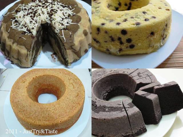 Tips Sukses Mengukus Cake JTT