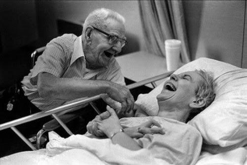 enfermos riendo