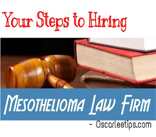 How to hire law firm for mesothelioma claim