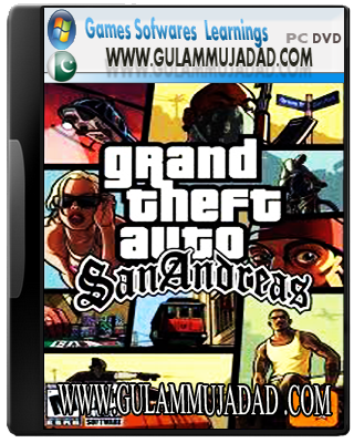 Download andreas version pc gta san full free for game compressed