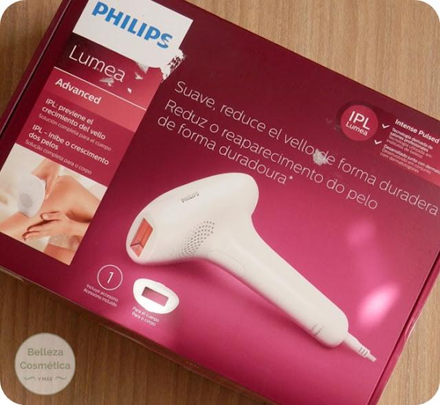 Opinión Philips Lumea IPL