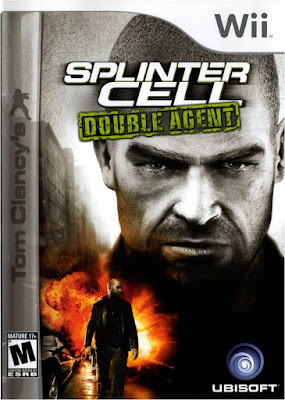 Tom Clancy's Splinter Cell: Double Agent 2006 WII NTSC English