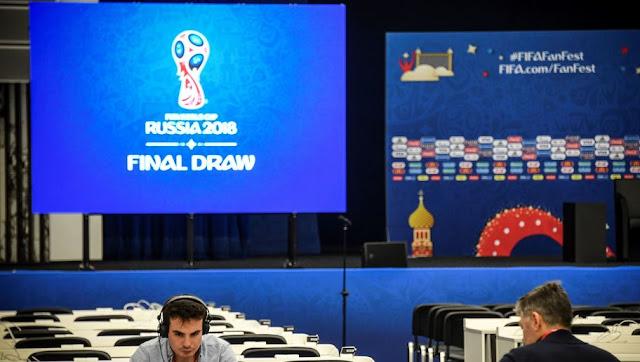Mondial 2018 tirage au sort