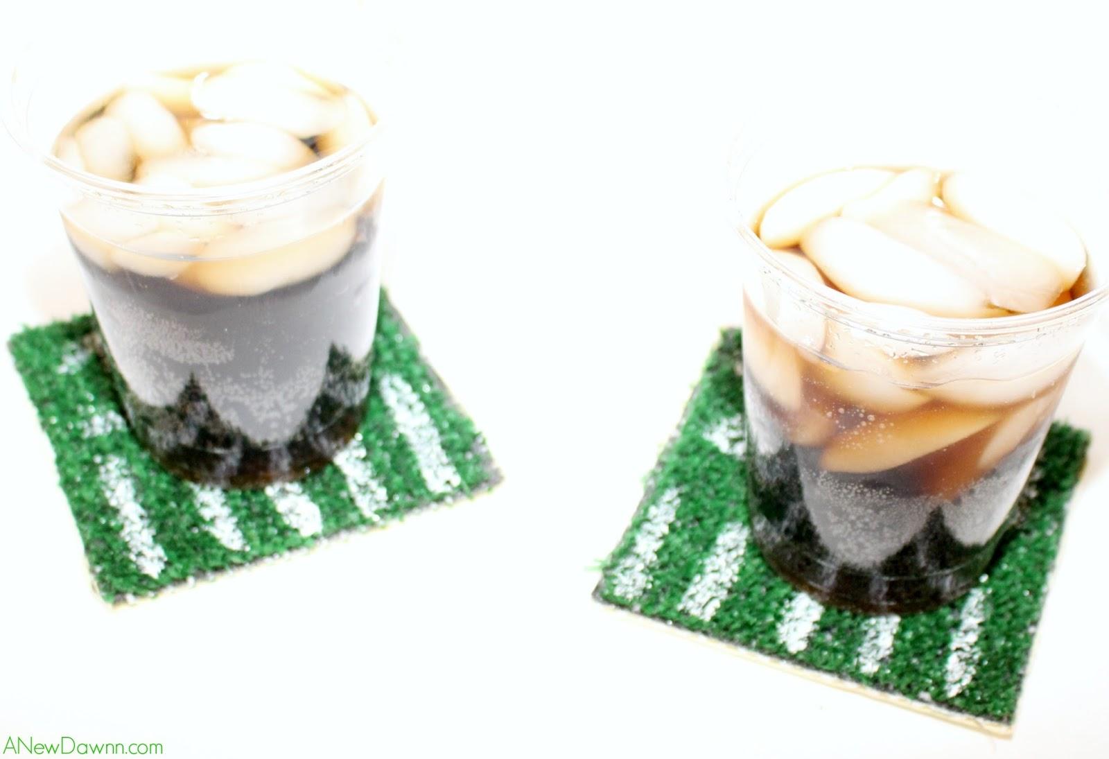 Football Coasters