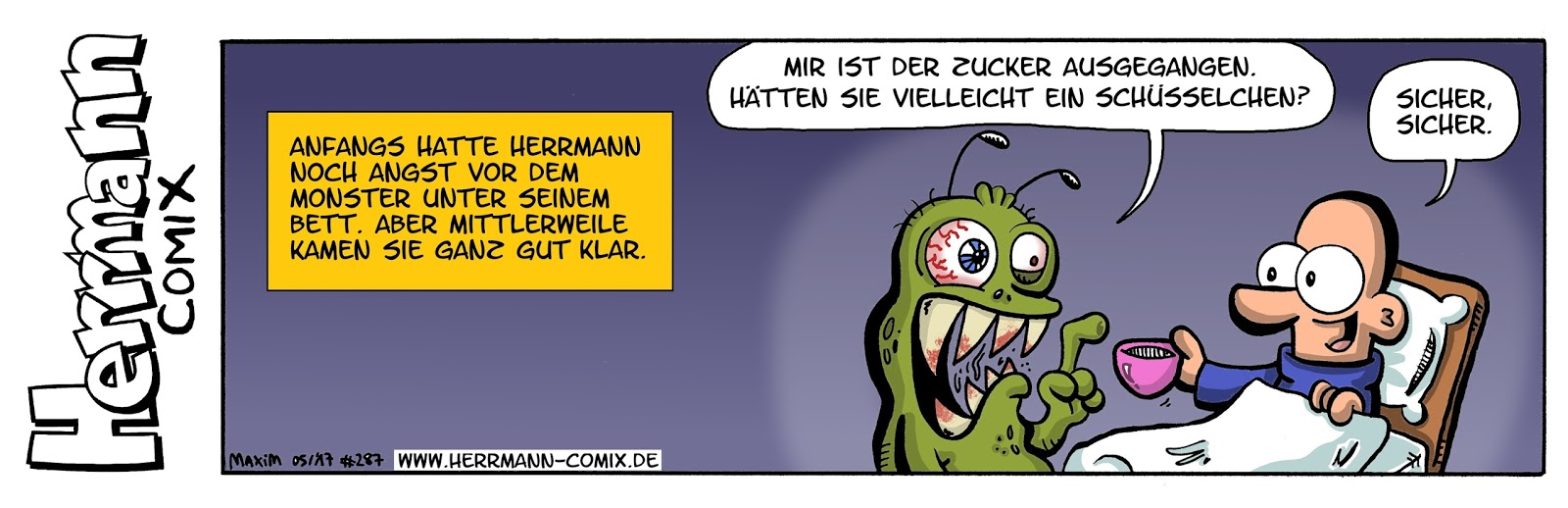Peng Comicpreistrager Maxim Seehagen Zeigt Mir Seine Favourite