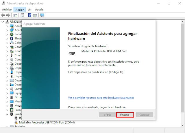 Ltimos drivers de ASUS para Windows 10
