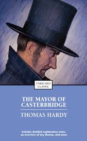 THE MAYOR OF CASTERBRIDGE - BOOK COVER
