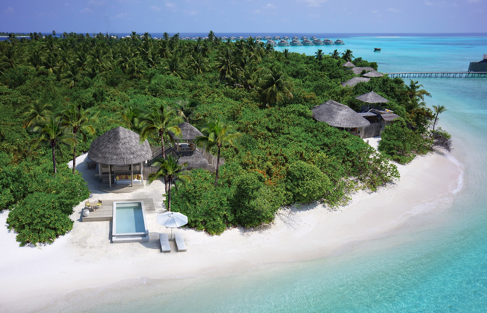 Luxury Pool Villas Maldives: Passion For Luxury : SIX SENSES LAAMU Maldives