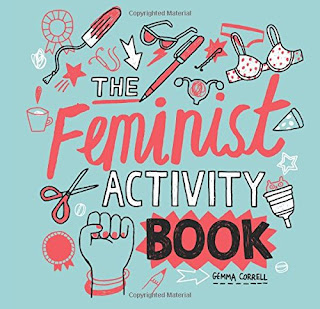 Gemma Correll feminist activity book
