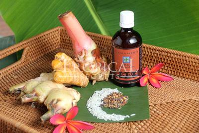 Tanamera ~ Herbal Massage Oil