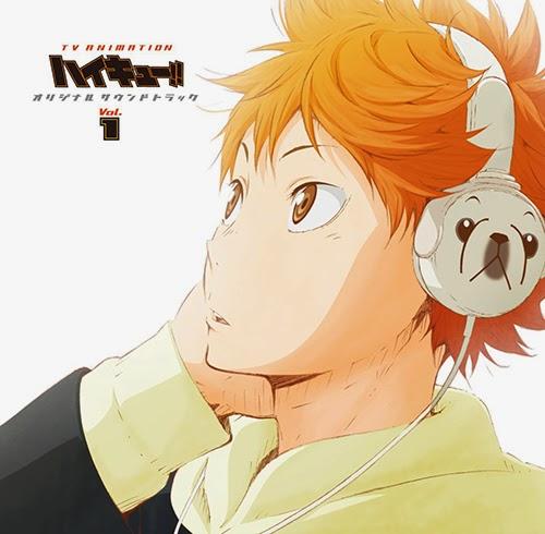 [MUSIC] Haikyu!! Original Soundtrack Vol.1 / ハイキュー!! オリジナル サウンドトラック Vol.1 (2014.11.19/MP3/RAR)