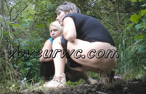 PissHunters 9139-9154 (Outdoor voyeur peeing. Voyeur public toilet spy cam)
