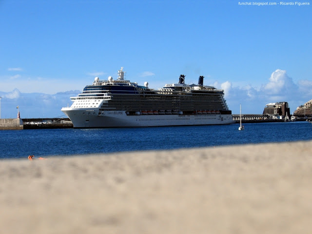 CELEBRITY ECLIPSE - FUNCHAL