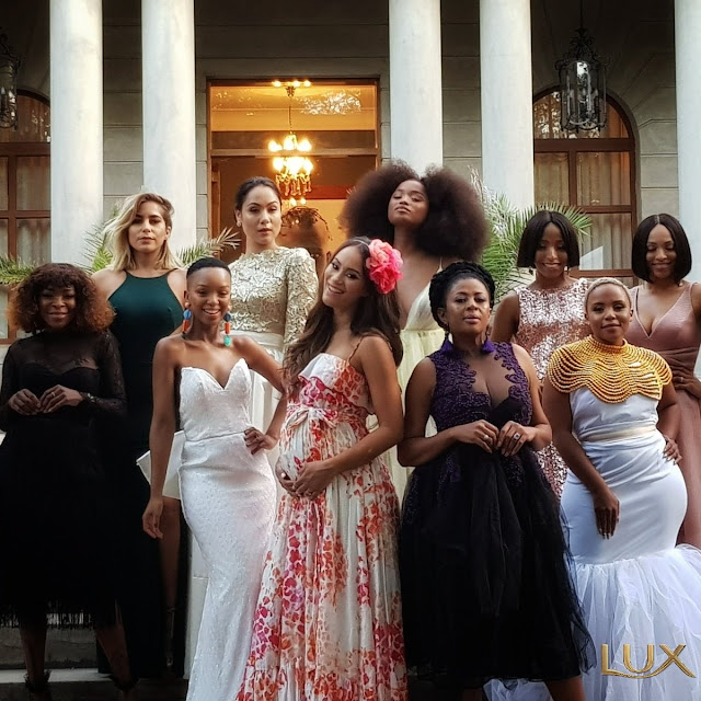 @LUX_SA Celebrates #SouthAfrican Women With #WeAreMore Campaign #HouseofLUX