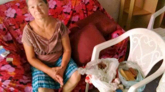 Idosa é presa suspeita de tráfico de drogas