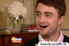Daniel Radcliffe on Daybreak