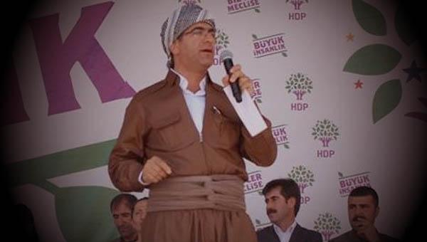Adem Geveri HDP Milletvekili Kürdistan Bağımsızlık Referandum Çağrı