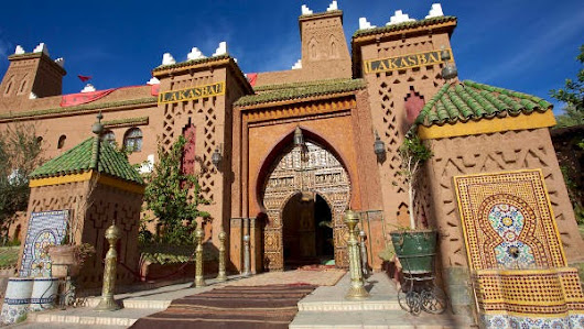 Travel to Marrakech