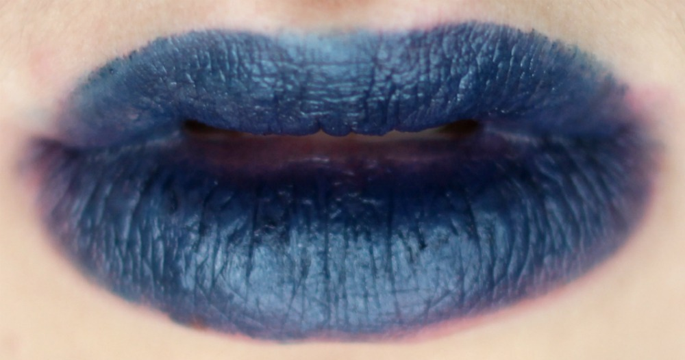 Make Up For Ever Artist Rouge Lipstick C603 Midnight Blue