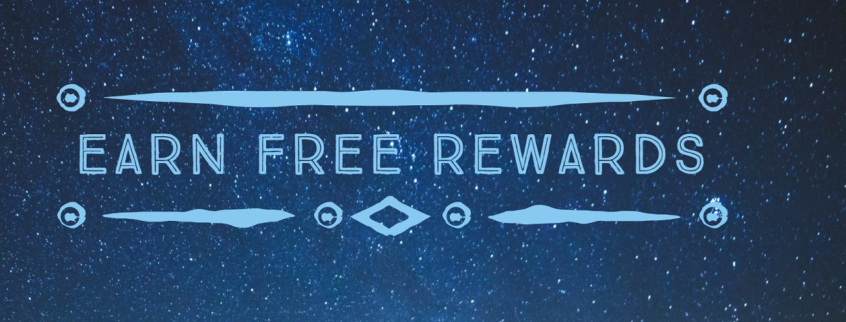 Earn Free Rewards