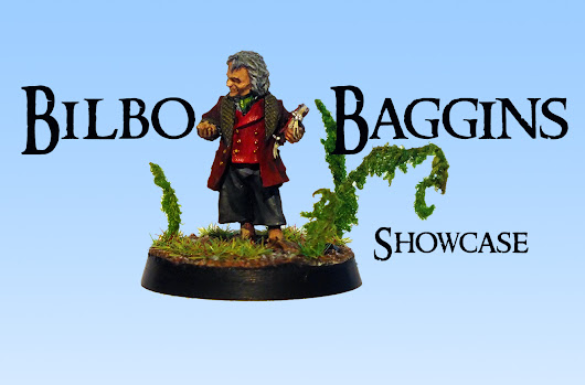 105th post - Bilbo Baggins! (Showcase)