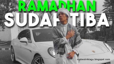 Atta Halilintar - Ramadhan Sudah Tiba