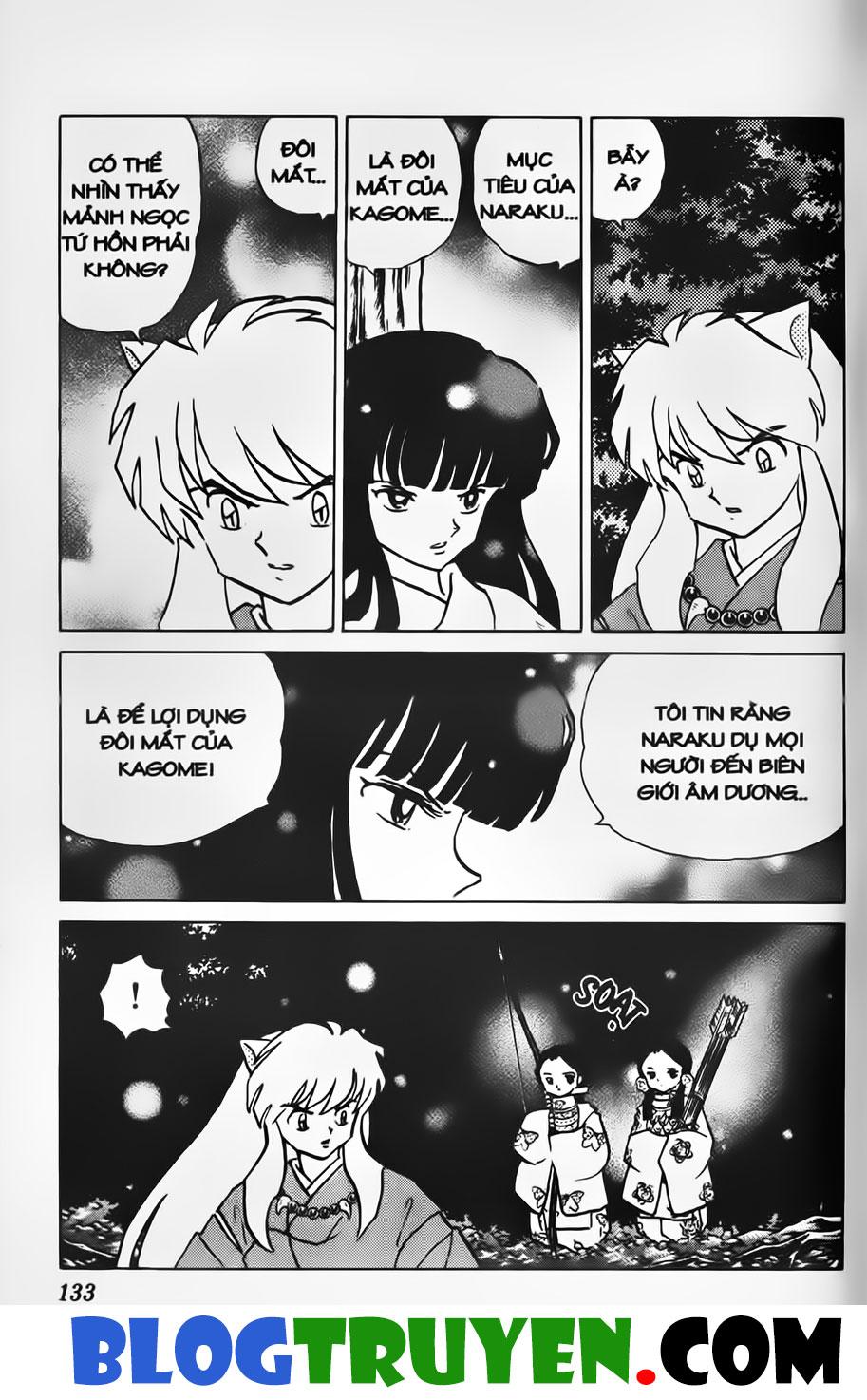 Inuyasha vol 32.8 trang 4