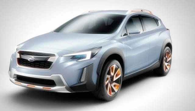 Subaru XV 2018 Specs
