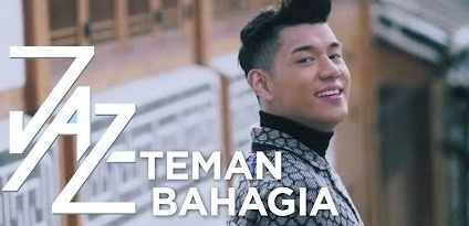 Jaz, Pop, Lagu 2018, 2018,Download Lagu Jaz - Teman Bahagia Mp3 (5,55MB) Single Terbaru