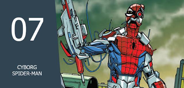 macam-macam spiderman spiderverse