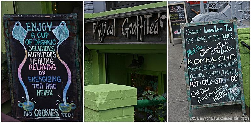 Physical Graffiti Νέα Υόρκη