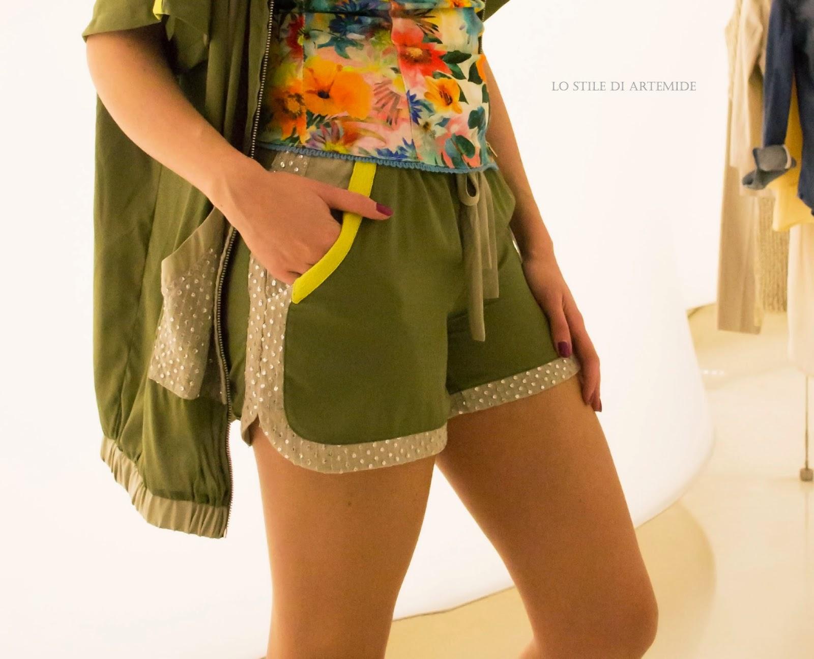 shorts military